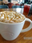 sea salt caramel mocha